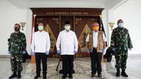 Menteri Pertahanan (Menhan) Prabowo Subianto. (Dokumentasi Kementerian Pertahanan)
