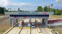 Jalan Tol Banda Aceh-Sigli Seksi 4 Indrapuri-Blang Bintang (dok: PUPR)