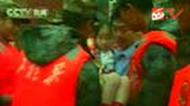 Korban tewas dalam musibah banjir di Cina hingga kini dilaporkan sudah mencapai 132 orang. Sementara sekitar 86 orang masih belum ditemukan.