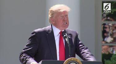 Mundurnya AS dari Kesepakatan Iklim Paris membuat presiden Trump berselisih dengan beberapa sekutu AS dan perusahaan besar di Amerika.