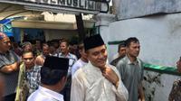 Saat ini Yusril sudah 'blusukan' ke pemukiman padat penduduk di Jakarta Utara. Namun dia menampik jika kunjungannya itu disebut kampanye.