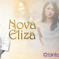 Nova Eliza bermain sinetron sejak era 90-an. (Digital Imaging: Nurman Abdul Hakim/Bintang.com)