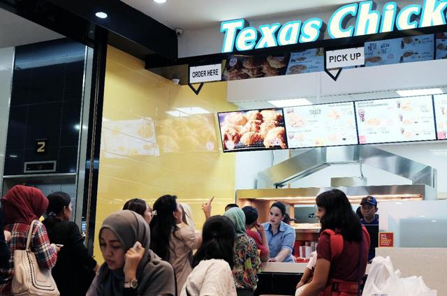 Resto Texas Chicken akan hadir di Indonesia/copyroght vemale.com/Anisha SP