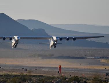 Stratolaunch, pesawat terbesar di dunia