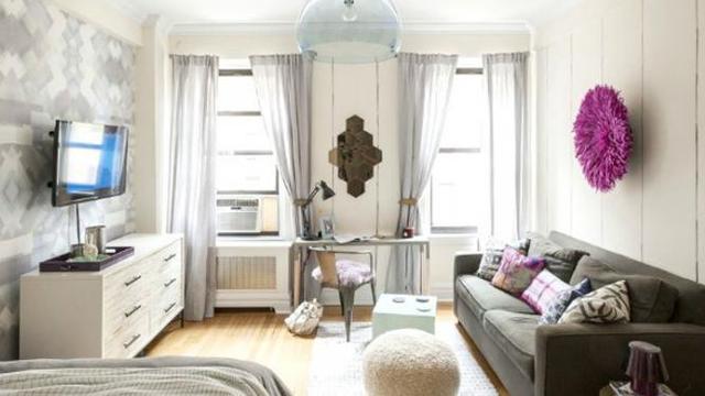 5 Ide Jitu Menata Dekorasi Ruangan Kecil Dalam Rumah Mungil