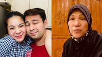 Curhatan Dorce Gamalama yang Ingin Bekerja Dengan Raffi Ahmad. (Sumber: Instagram.com.raffinagita1717 dan Instagram.com/dg_kcp)