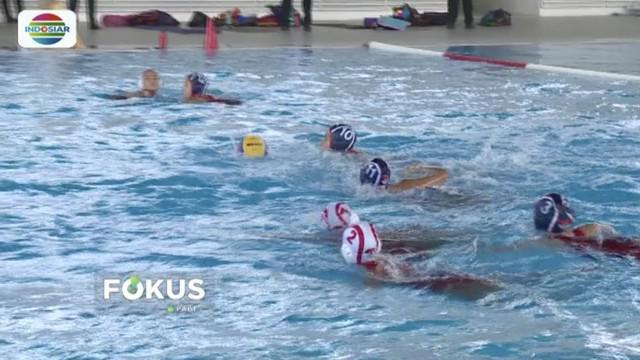 Di bawah asuhan pelatih Serbia, Timnas polo air putri siap dongkrak kemampuan di Asian Games 2018 dengan taktik dan strategi matang.