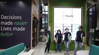 Manulife Indonesia mengalihkan layanan Customer Contact Centre dari sebelumnya di lantai 3 South Tower ke Ground Floor North Tower Sampoerna Strategic Square Jakarta. Dok Manulife