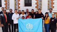 Federasi Wing Chun Indonesia jadi Partner UN Habitat  (ist)