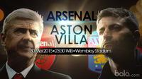 Arsenal vs Aston Villa (bola.com/samsulhadi)