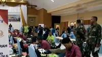 Donor Darah TNI AL bersama Yayasan Pundi Amal Peduli Kasih (Liputan 6 SCTV)