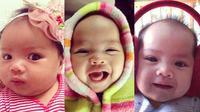 Anak Ricky Harun dan Herfiza, Mikaila Akyza Pratama. (foto: instagram.com)
