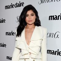 Kylie Jenner menddapat hadiah mobil mewah dari Tyga. (AFP/Bintang.com)