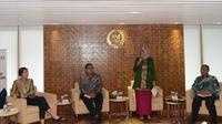Ketua Badan Kerja Sama Antar Parlemen (BKSAP) DPR RI Nurhayati Ali Assegaf mengungkapkan kesetaraan gender perlu diwujudkan dalam mengisi jabatan-jabatan publik.