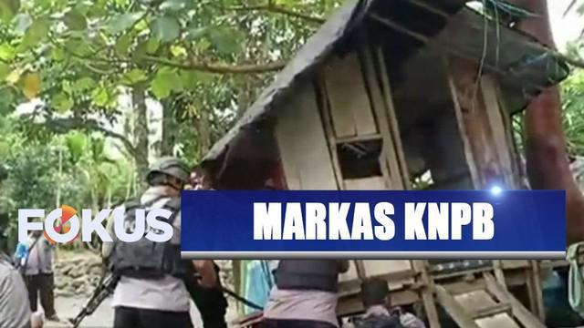 Polres Mimika bongkar markas simpatisan Komite Nasional Pembebasan Papua Barat (KNPB) setelah mendapat laporan masyarakat tentang kegiatan mencurigakan kelompok terlarang.