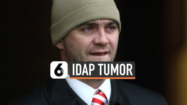 Lewat situs resminya, Liverpool memberi kabar jika mantan bek mereka, Dominic Matteo mengidap tumor otak.