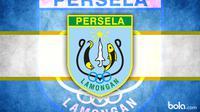 Logo Persela Lamongan (bola.com/Rudi Riana)