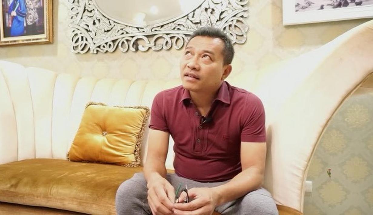 Anang Hermansyah (Instagram/ananghijau)