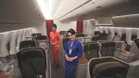 Traveloka memberikan tips untuk masyarakat yang akan naik pesawat terbang.