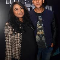 """""""Kehadiran kami tentunya sebagai support untuk musik Indonesia,"""" ujar Tantri Kotak. (Deki Prayoga/Bintang.com)"""