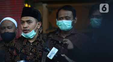 Rizieq Shihab Batal Hadir di Polda Metro Jaya, Kuasa Hukum Beri Keterangan