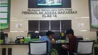 Pengadilan Agama Makassar. (Liputan6.com/Eka Hakim)