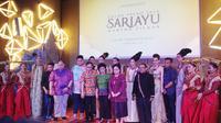 Sariayu Martha Tilaar Luncurkan Rangkaian Makeup Color Trend 2016 Inspirasi Krakatau The Color of Asia.