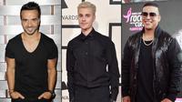 Sementara lagu Despacito milik Justin Bieber, Luis Fonsi and Daddy Yankee kalah dalam 3 kategori Grammy Awards 2018. (GRAMMY.com)