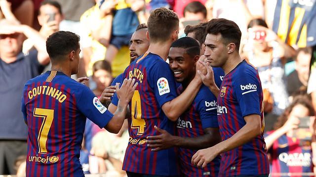 Barcelona Hajar Boca Juniors 3-0 di Camp Nou
