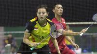 Ganda campuran Indonesia, Ronald Alexander/Annisa Saufika, melenggang ke final China Masters 2018, Sabtu (14/4/2018). (PBSI)
