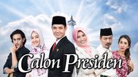 Adegan Sinetron Calon Presiden. (Sinemart / SCTV)