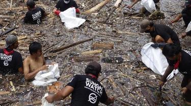 Kenalan dengan Komunitas Gerak Cepat Bersih-Bersih Sungai di Bali yang Diinisiasi Pembuat Film