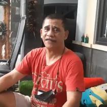 Yongki Kastanya, mantan gelandang Persebaya Surabaya era 1980-an. (Tangkapan Layar Youtube Pinggir Lapangan)