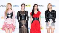 Blackpink di SBS Gayo Daejun (Twitter/ @SBS_Star https://twitter.com/SBS_star/status/1077785547001581569)