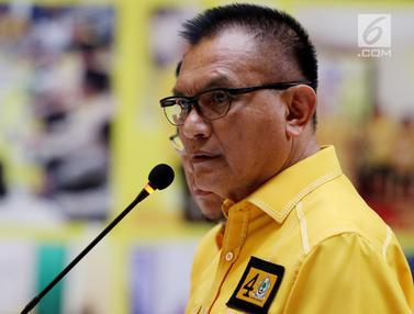 Golkar Pecat Empat Kader yang Dukung Prabowo-Sandi