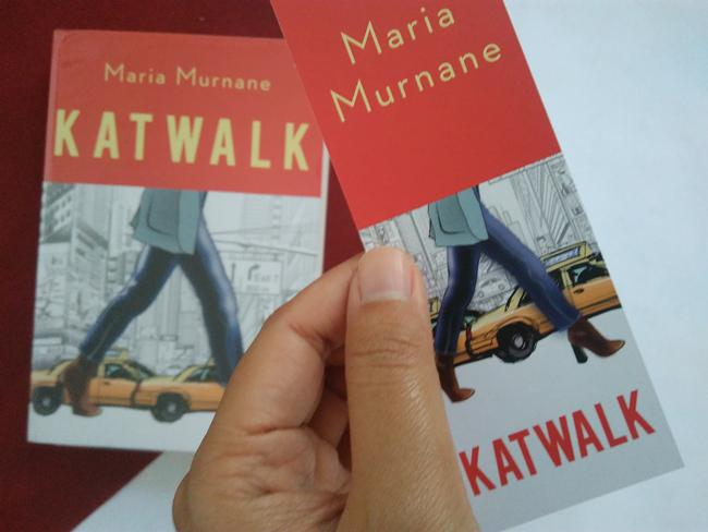 Novel Katwalk./Copyright Vemale/Endah