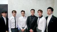 Sebelum insiden yang menimpa Jun.K terjadi, personel 2PM mengungkapkan keseruan menjelang konser.