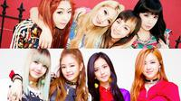 2NE1 vs Black Pink