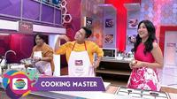 Masak Sambil Bernyanyi, Inilah Keseruan Jirayut di Cooking Master Indosiar