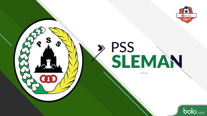 PSS Sleman Shopee Liga 1 2019 (Bola.com/Adreanus Titus)