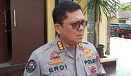Kepala Bidang Humas Polda Jawa Barat Komisaris Besar Erdi Adrimulan Chaniago. (Liputan6.com/Huyogo Simbolon)