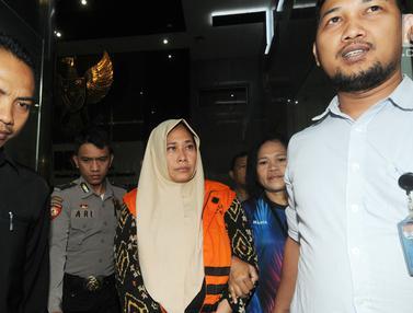 Orang Kepercayaan Anggota DPR, Mirawati Basri Ditahan KPK