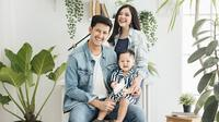 Keluarga kecil Tasya Kamila (Sumber: Instagram/tasyakamila)