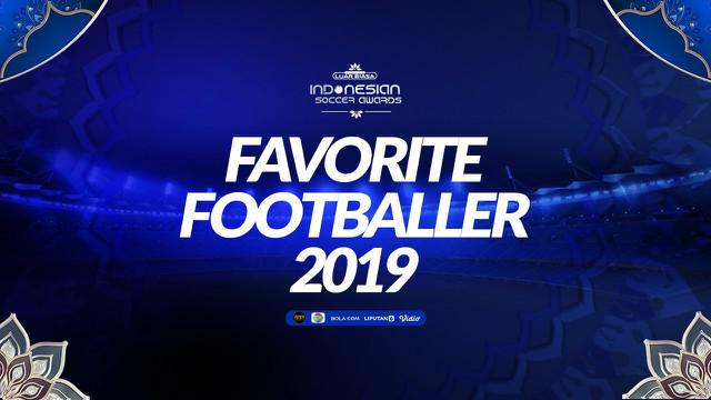 Berita video Ilija Spasojevic meraih penghargaan di Indonesian Soccer Awards 2019 kategori favorite footballer.