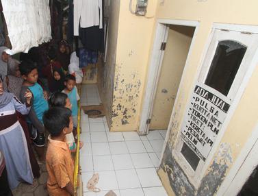 Penampakan Rumah Penusuk Wiranto di Pandeglang