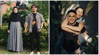 Potret Terbaru Pemain Sinetron GGS Bareng Pasangan. (Sumber: Instagram.com/herfiza dan Instagram.com/fandych)
