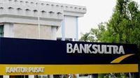 polisi menetapkan mantan kepala cabang Bank Sultra Konawe Kepulauan sebagai tersangka kasus korupsi.(Liputan6.com/Ahmad Akbar Fua)