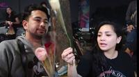 Raffi Ahmad dan Nagita Slavina (Youtube)