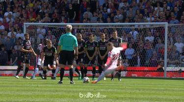 Berita video momen gol indah Xherdan Shaqiri untuk Stoke City di Premier League 2017-2018. This video presented by BallBall.
