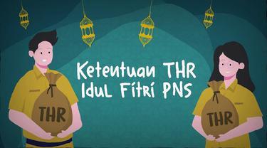 Hari raya Idul Fitri sebentar lagi tiba. Tunjangan Hari raya atau THR akan segera cair bagi PNS. Ini dia ketentuannya.